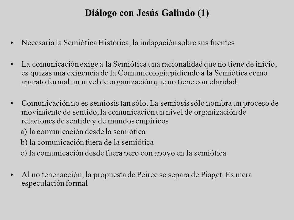 Diálogo con Jesús Galindo (1)