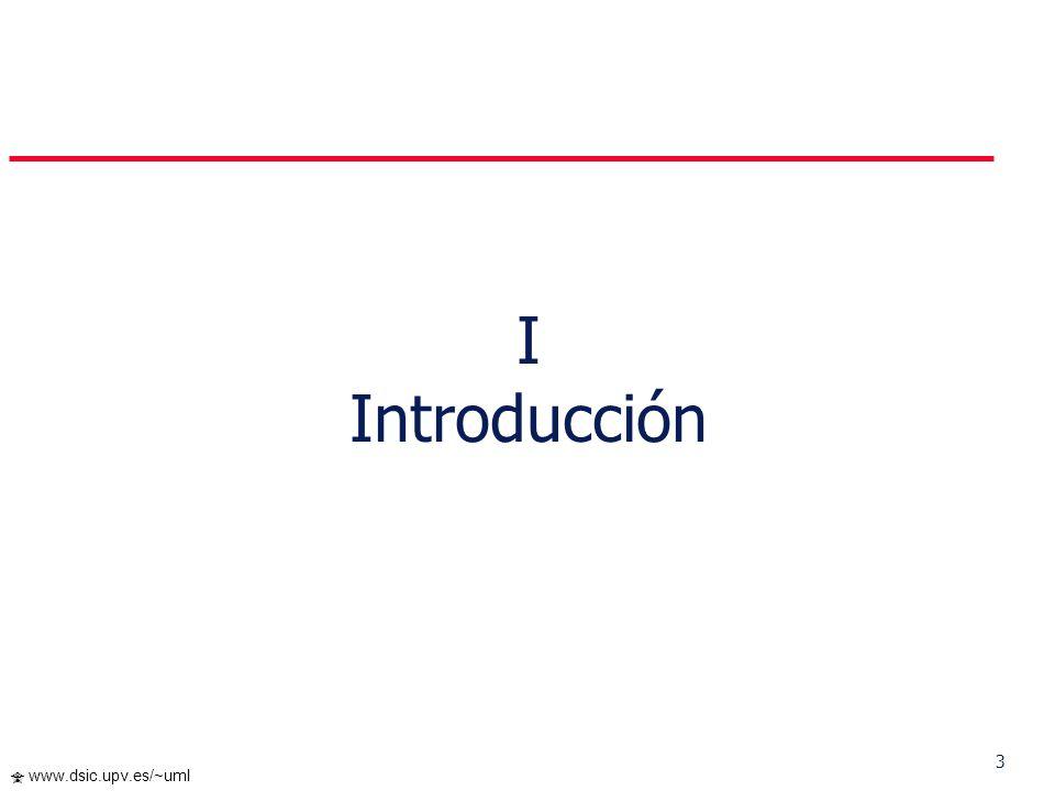 I Introducción