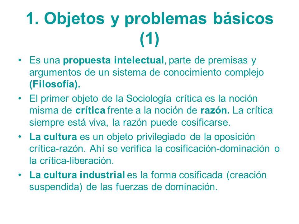 1. Objetos y problemas básicos (1)
