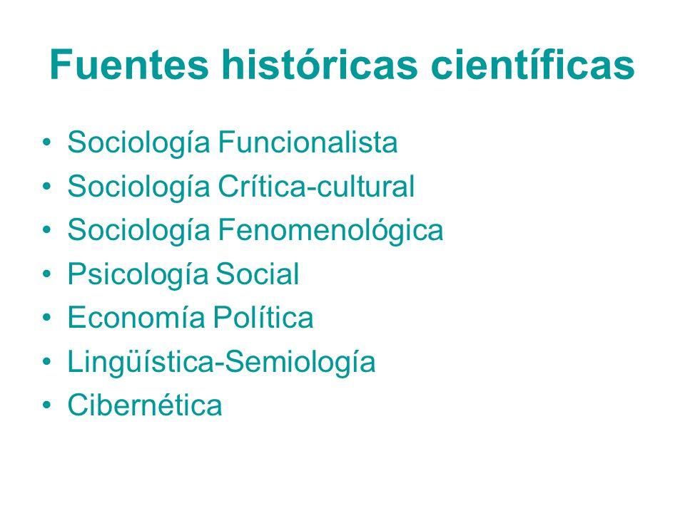 Fuentes históricas científicas