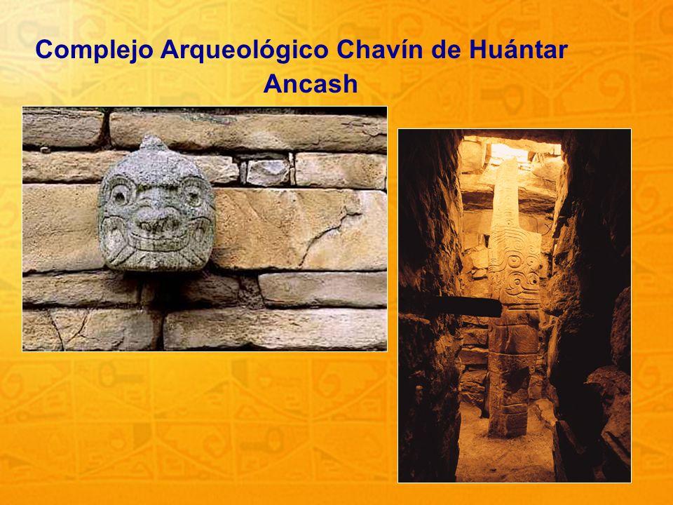Complejo Arqueológico Chavín de Huántar