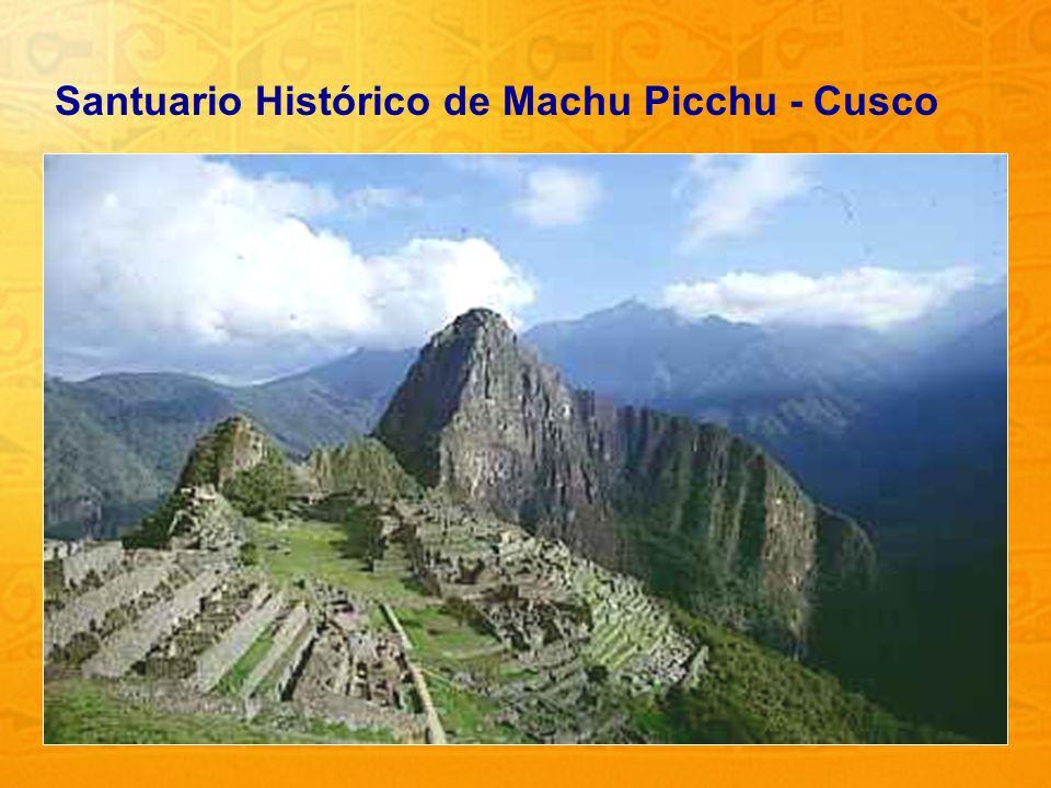 Santuario Histórico de Machu Picchu - Cusco