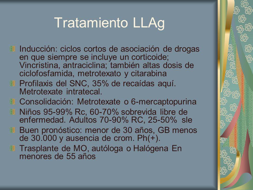 Tratamiento LLAg