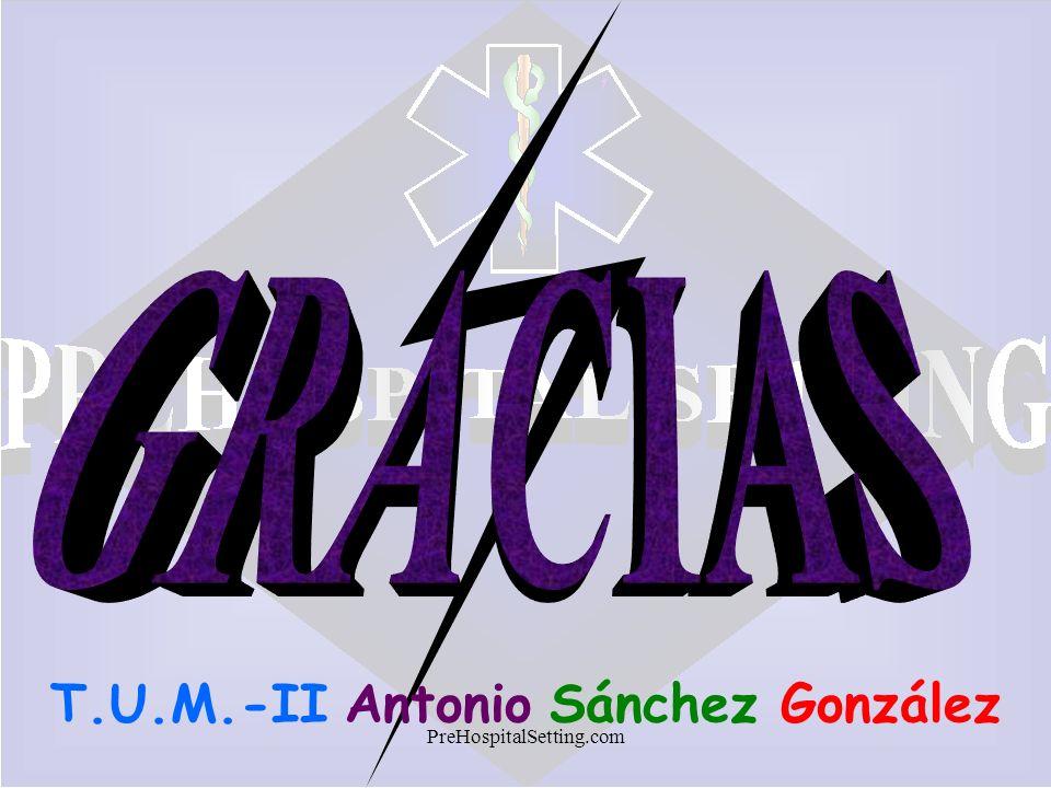 T.U.M.-II Antonio Sánchez González