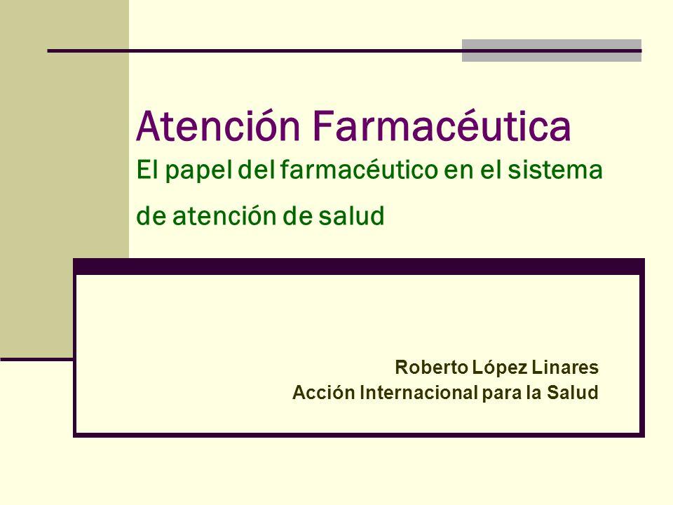 Roberto López Linares Acción Internacional para la Salud