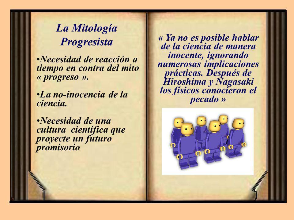 La Mitología Progresista