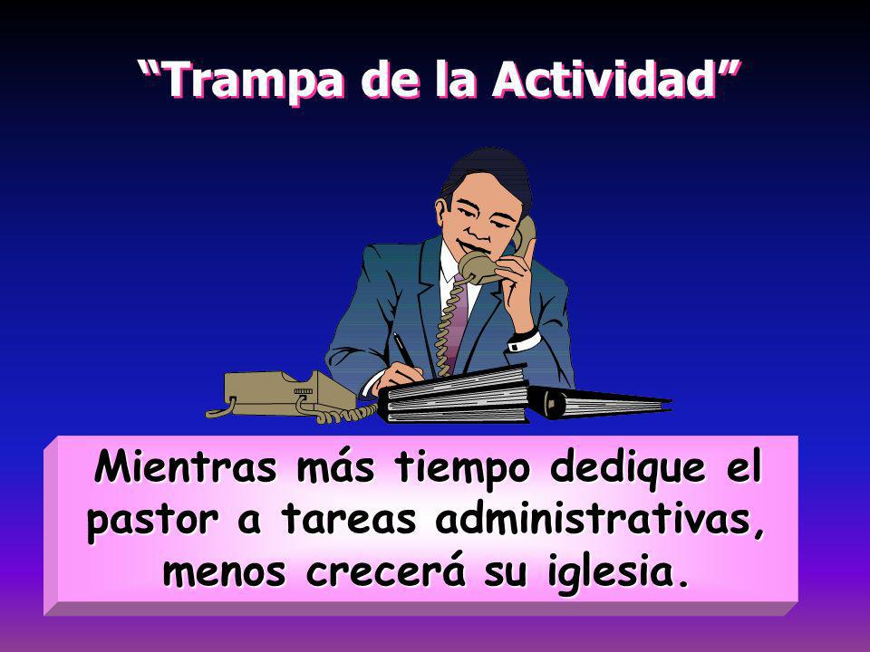Trampa de la Actividad