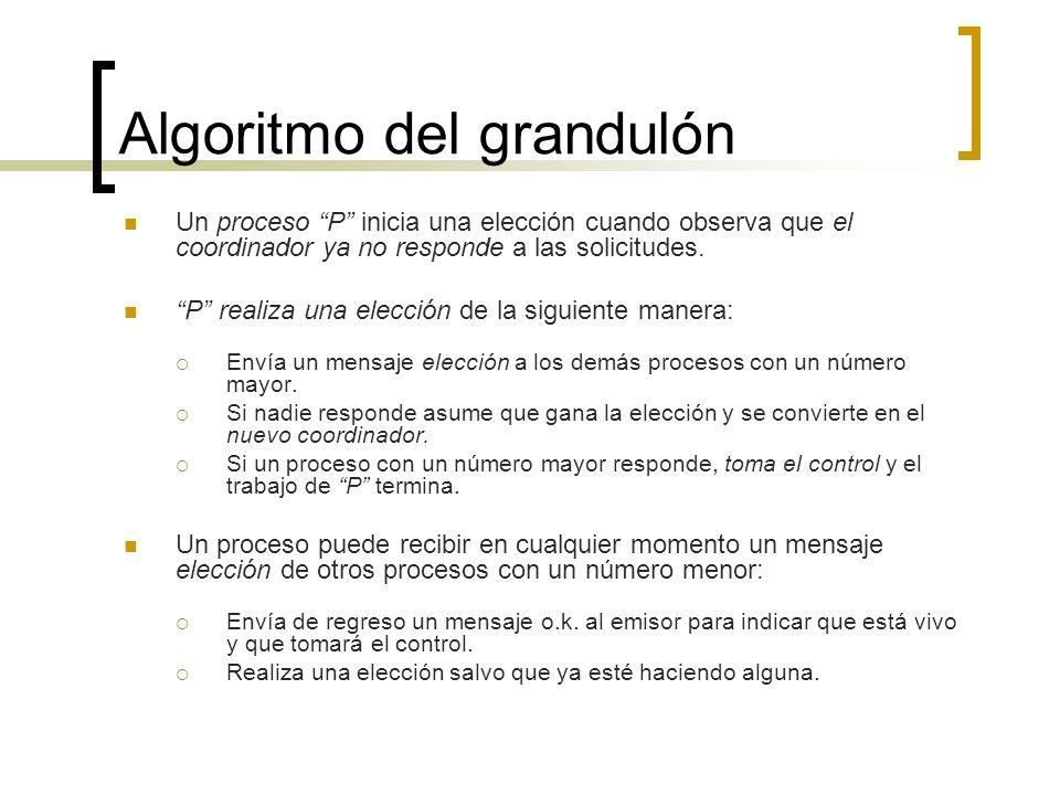 Algoritmo del grandulón