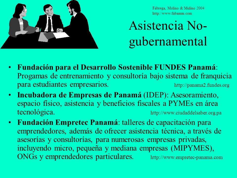Asistencia No-gubernamental