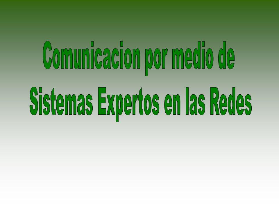 Comunicacion por medio de Sistemas Expertos en las Redes