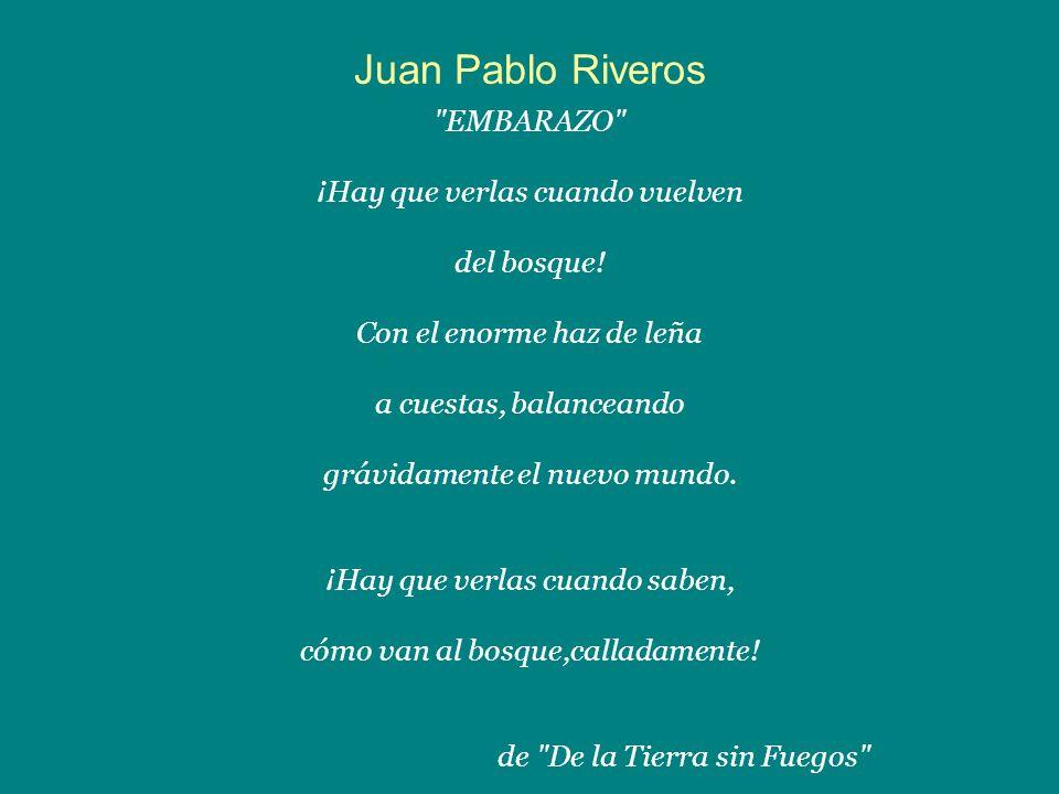Juan Pablo Riveros EMBARAZO ¡Hay que verlas cuando vuelven