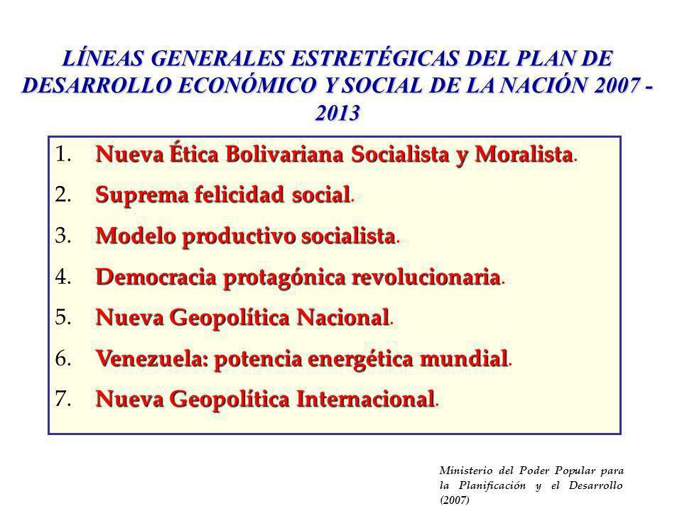 Nueva Ética Bolivariana Socialista y Moralista.