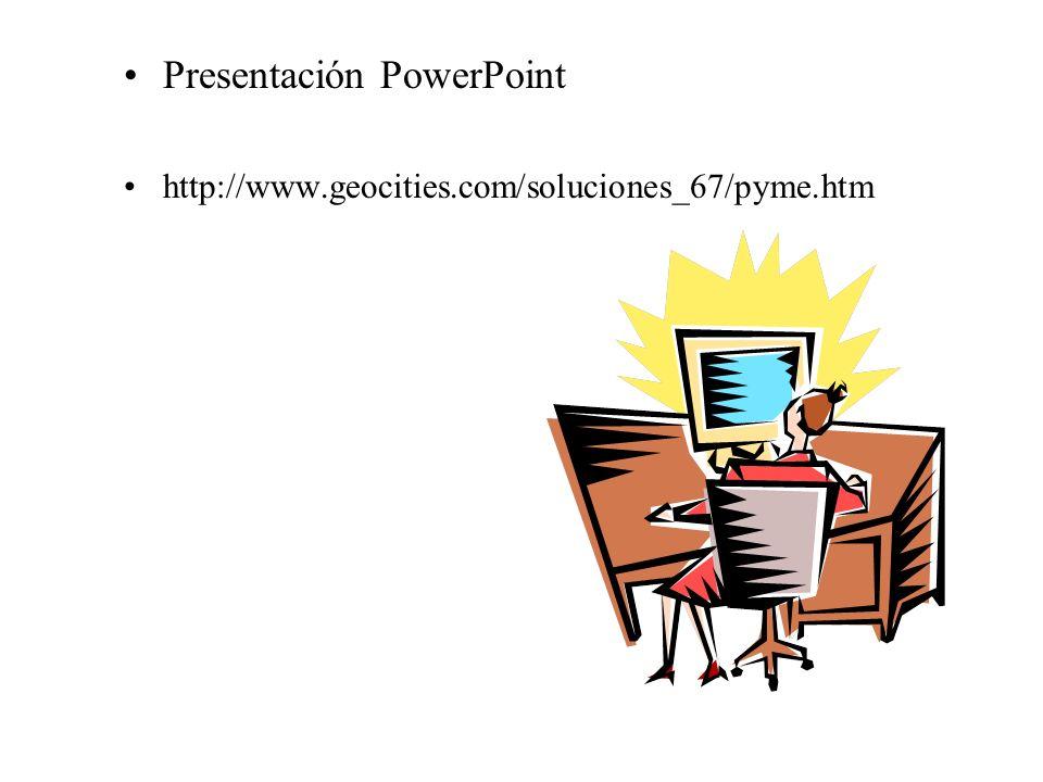 Presentación PowerPoint