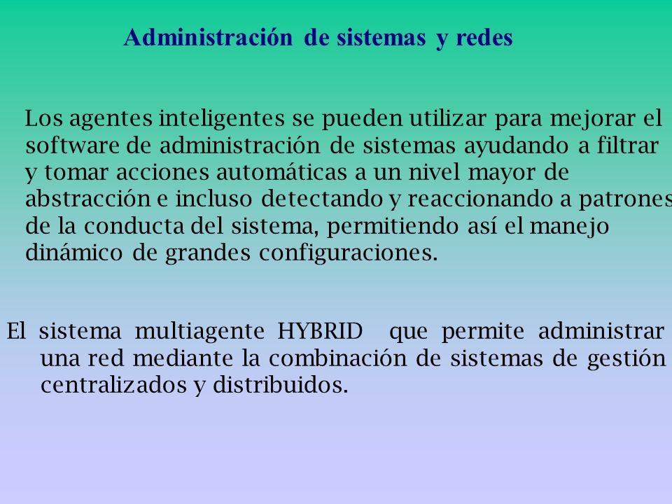 Administración de sistemas y redes