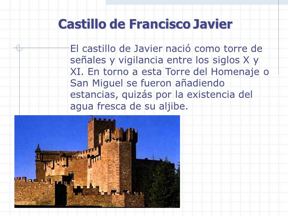 Castillo de Francisco Javier