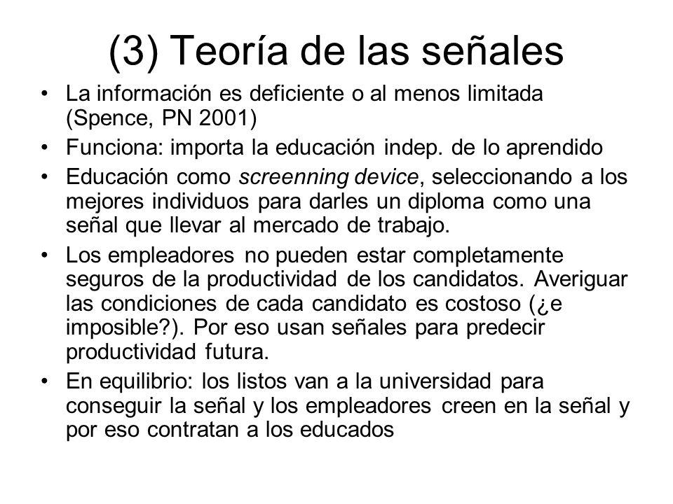(3) Teoría de las señales