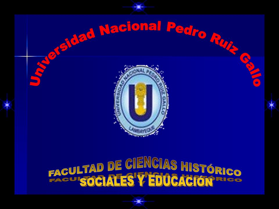 Universidad Nacional Pedro Ruiz Gallo