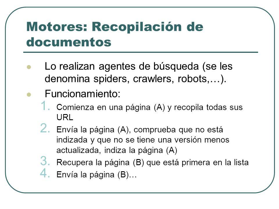 Motores: Recopilación de documentos