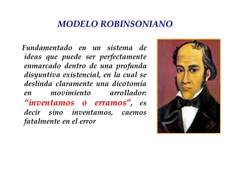 MODELO ROBINSONIANO
