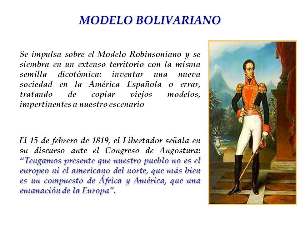 MODELO BOLIVARIANO