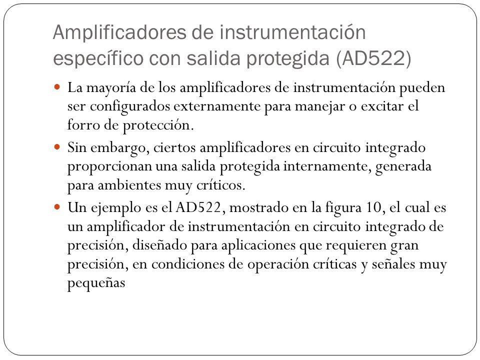 Circuito Integrado De Dimensiones Muy Pequeñas : Amplificadores de instrumentación ppt video online descargar