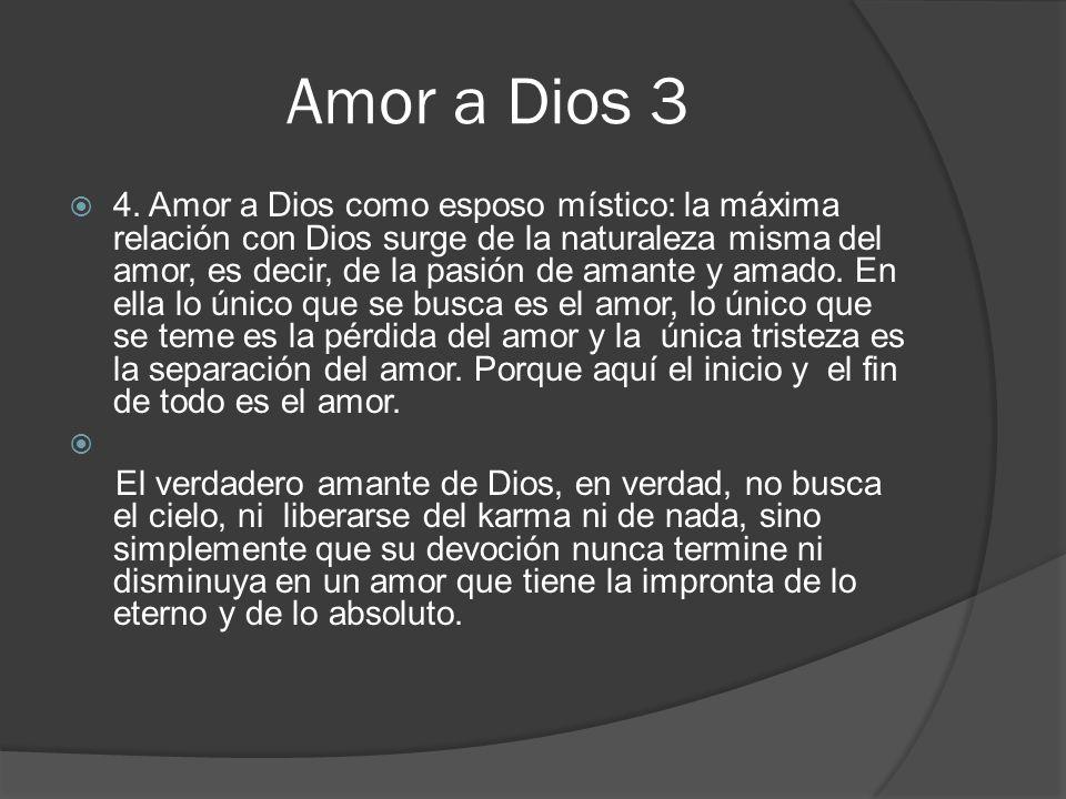 Amor a Dios 3