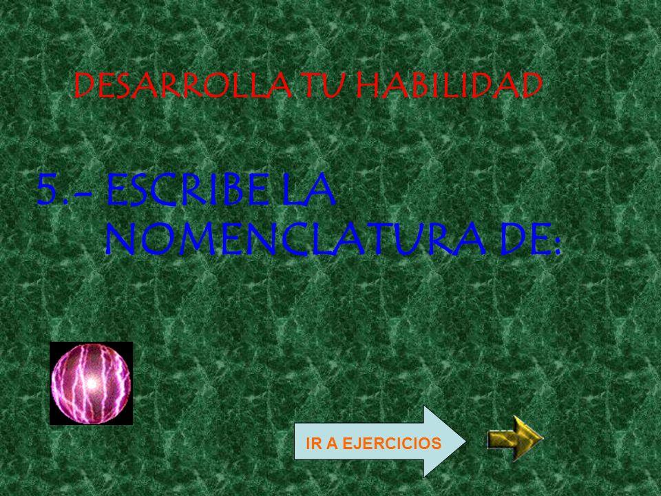 DESARROLLA TU HABILIDAD