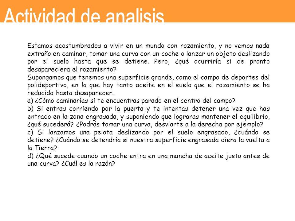 Actividad de analisis