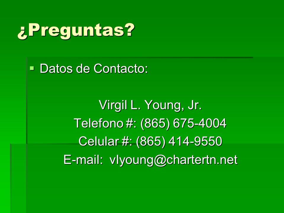 E-mail: vlyoung@chartertn.net