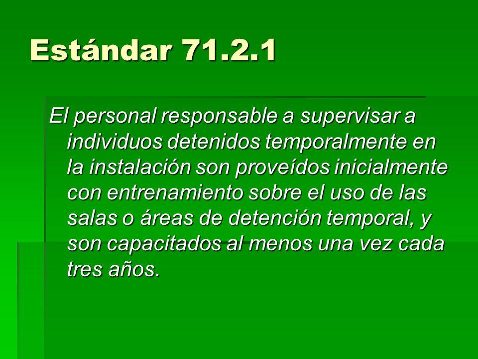 Estándar 71.2.1