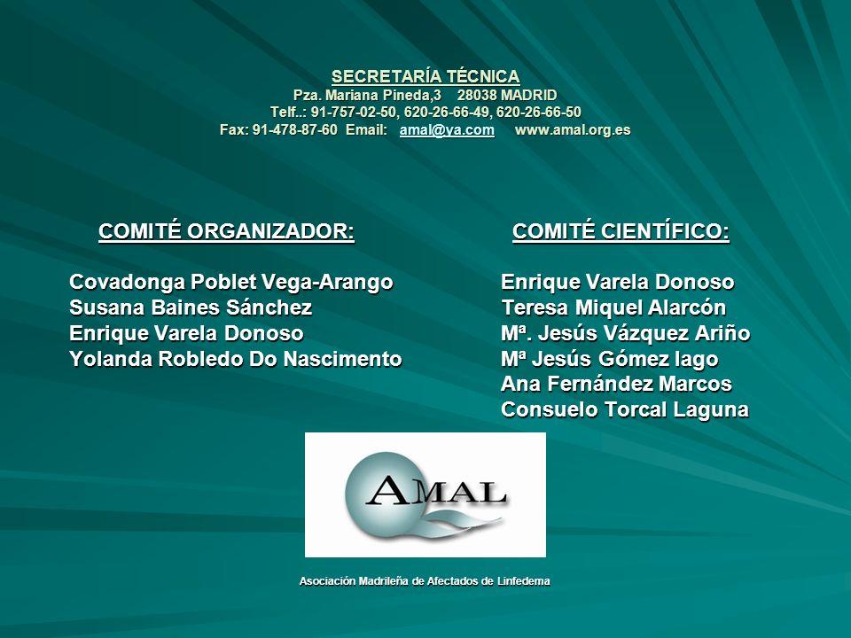 Asociación Madrileña de Afectados de Linfedema
