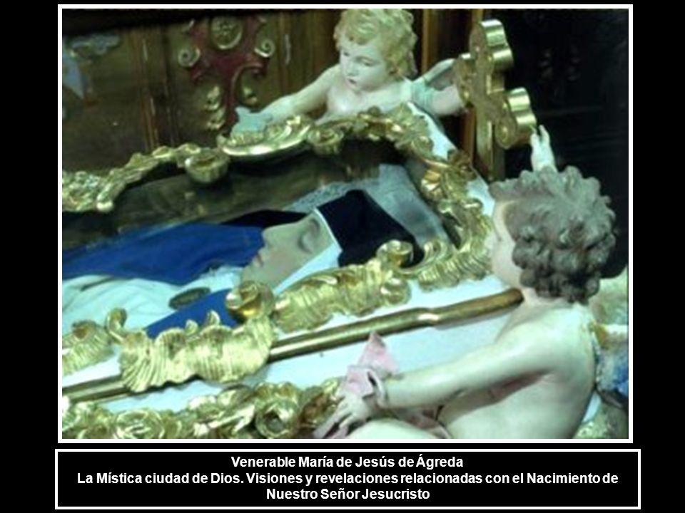 Venerable María de Jesús de Ágreda La Mística ciudad de Dios