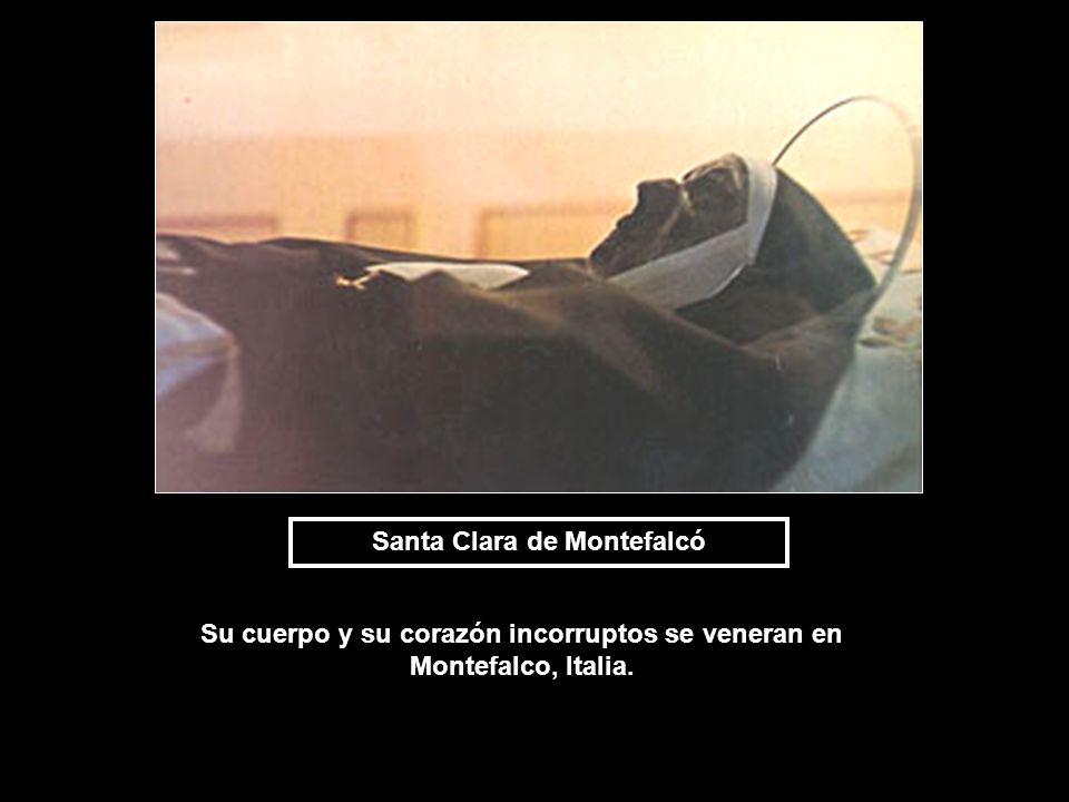 Santa Clara de Montefalcó