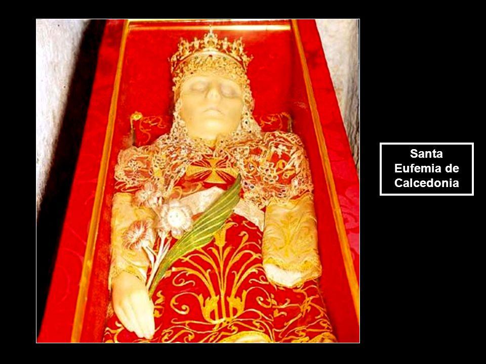 Santa Eufemia de Calcedonia