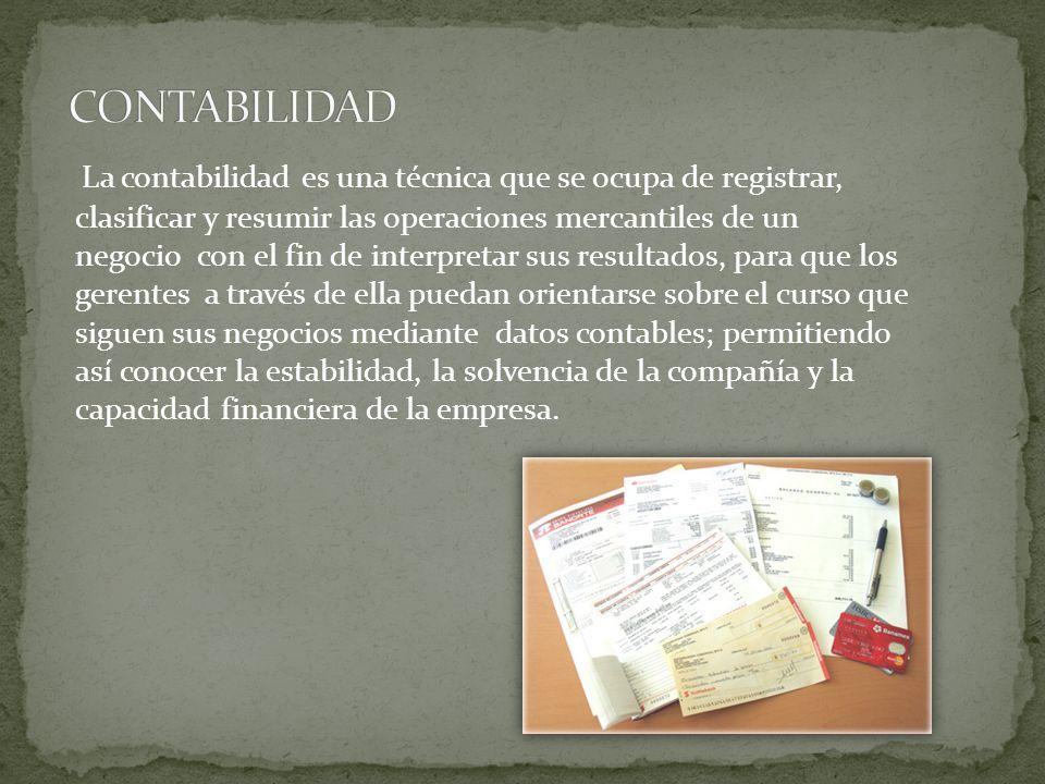 SOPORTE DE LA INFORMACION CONTABLE - ppt descargar