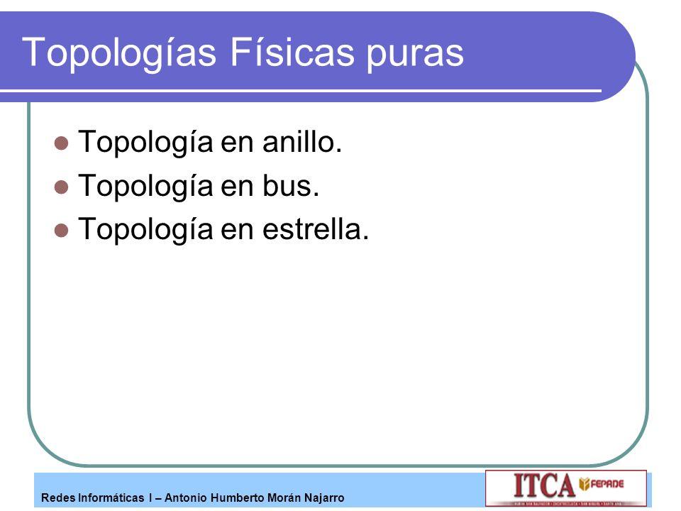 Topologías Físicas puras