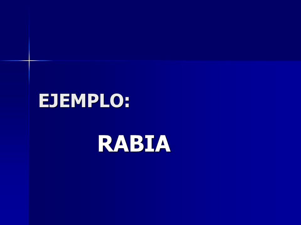 EJEMPLO: RABIA
