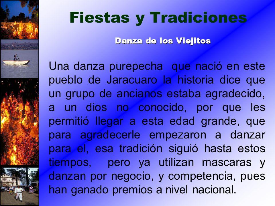Fiestas y TradicionesDanza de los Viejitos.