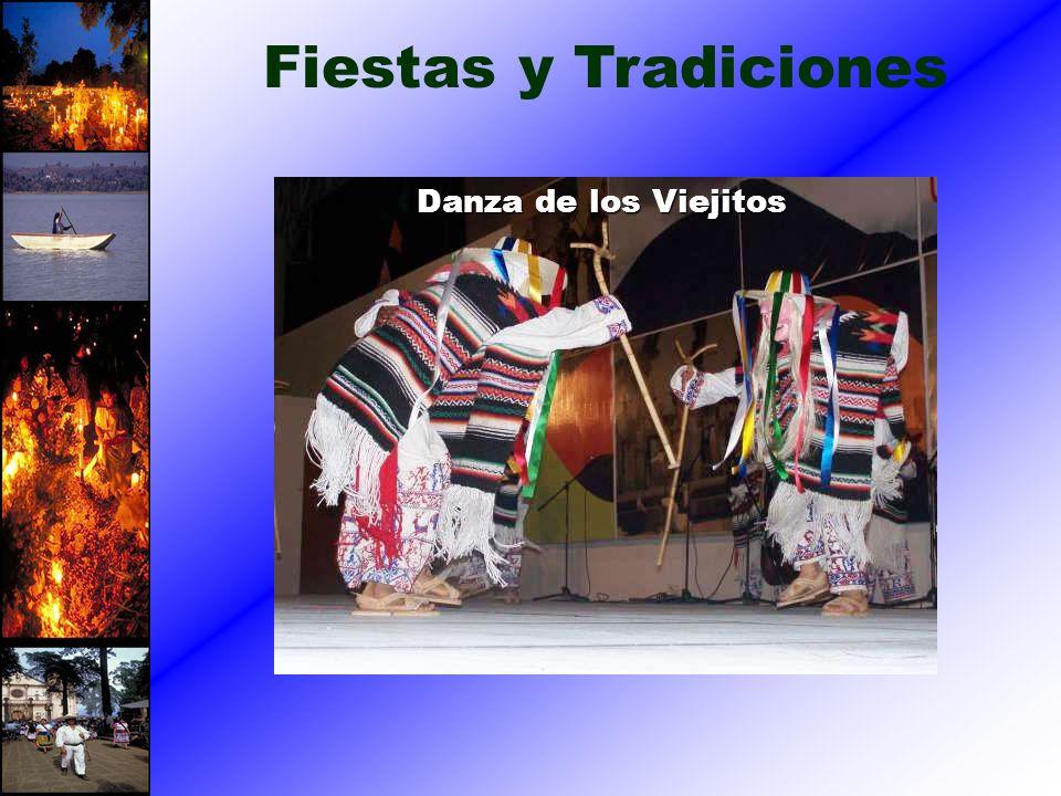 Fiestas y Tradiciones Danza de los Viejitos