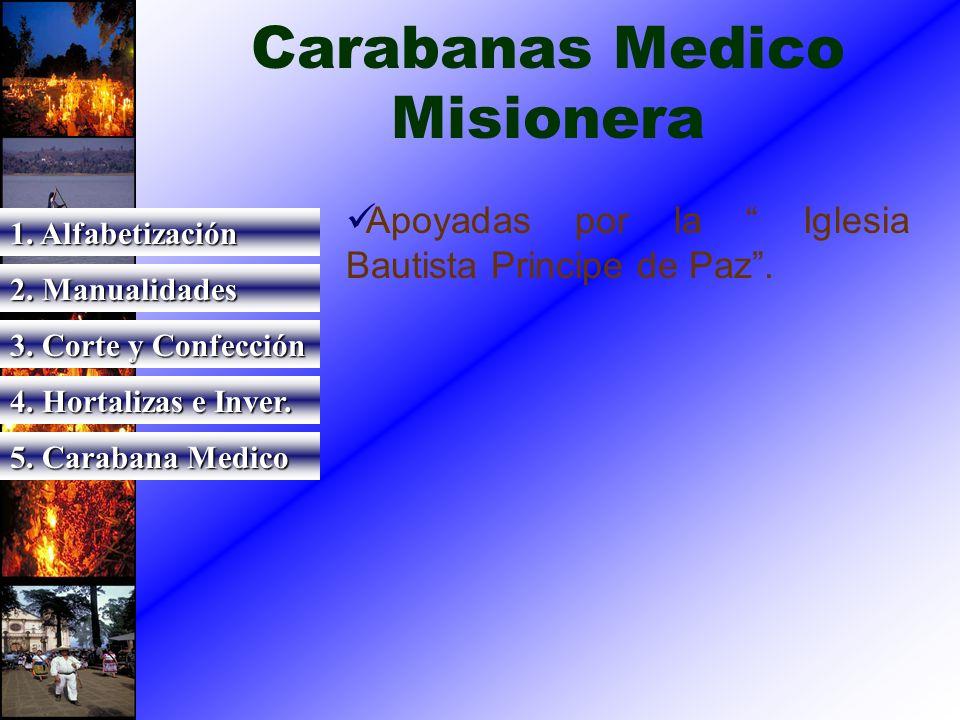 Carabanas Medico Misionera