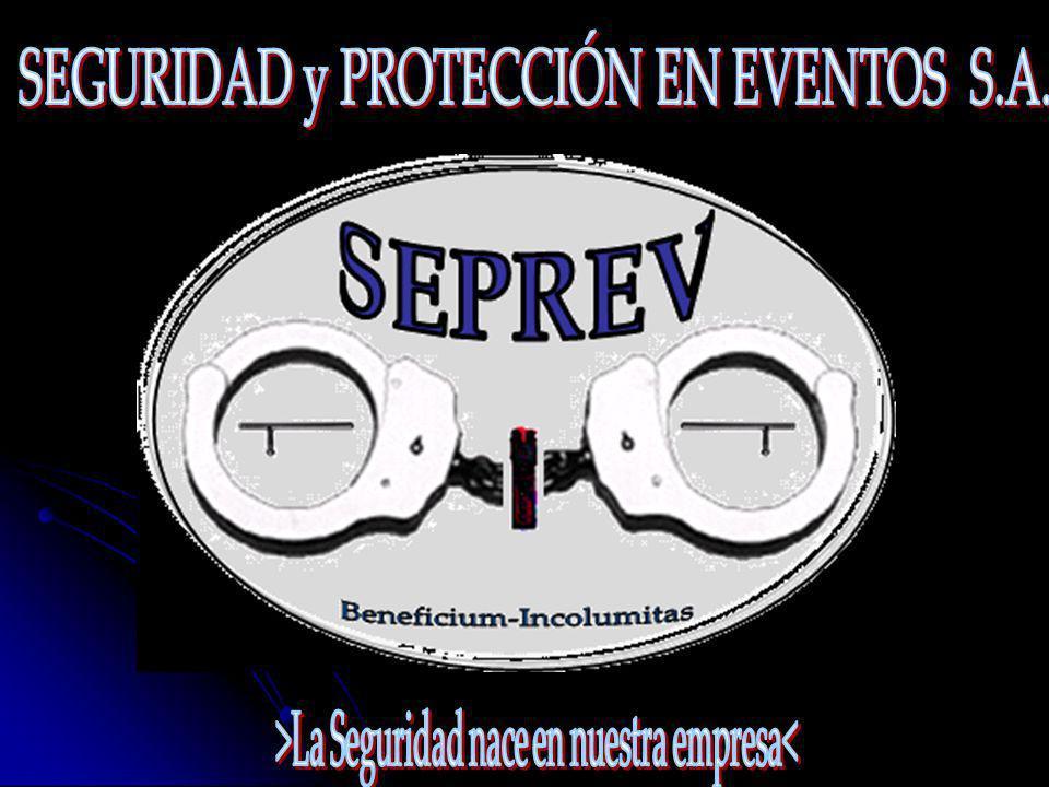 SEGURIDAD y PROTECCIÓN EN EVENTOS S.A.