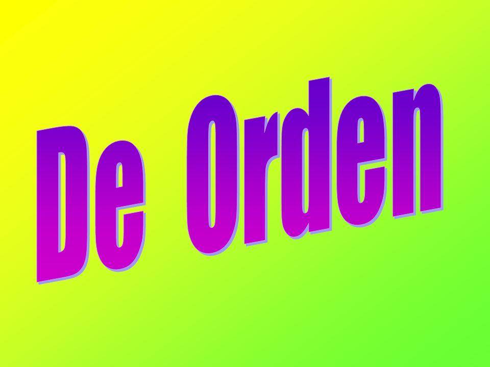 De Orden