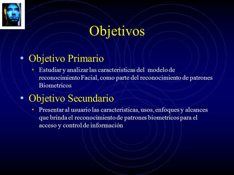 Objetivos Objetivo Primario Objetivo Secundario