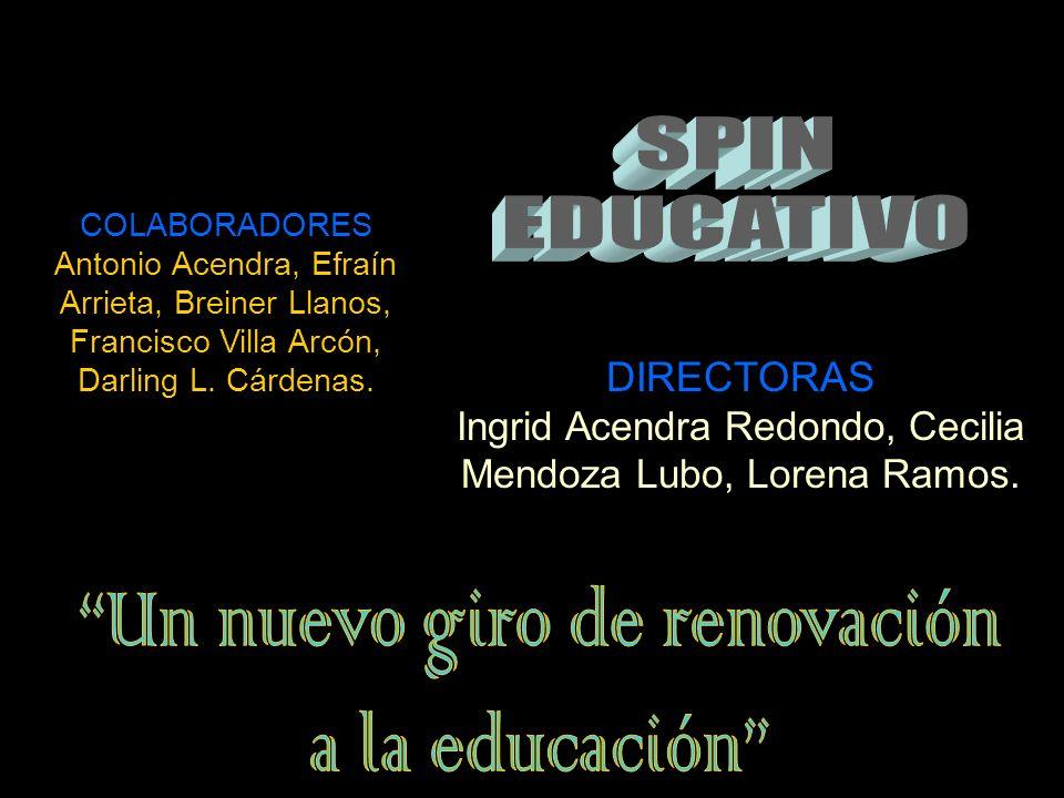 Un nuevo giro de renovación a la educación