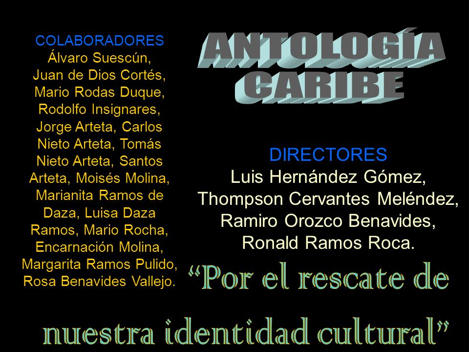 nuestra identidad cultural