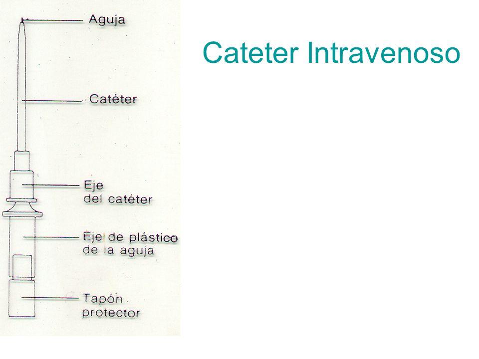 Cateter Intravenoso