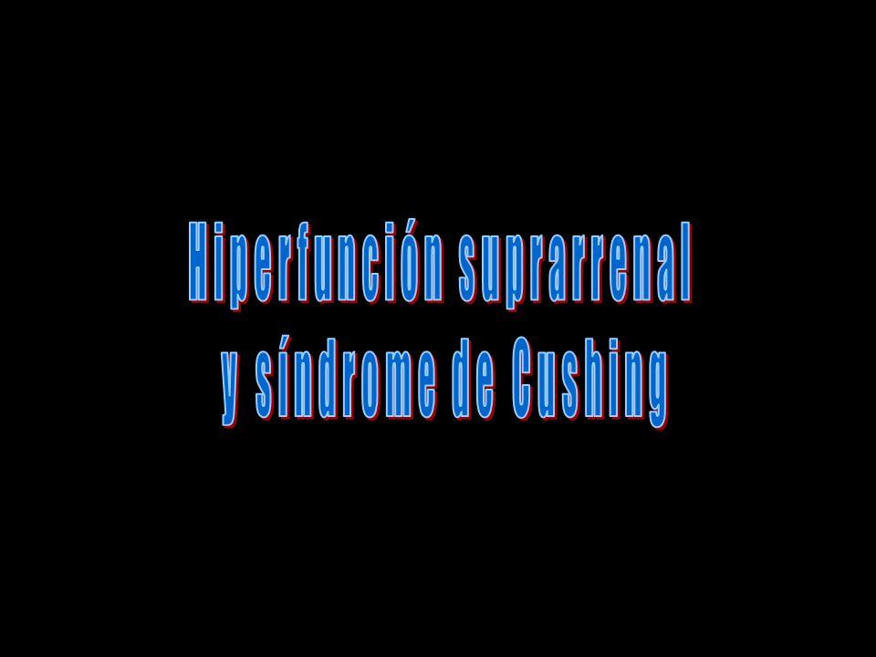 Hiperfunción suprarrenal