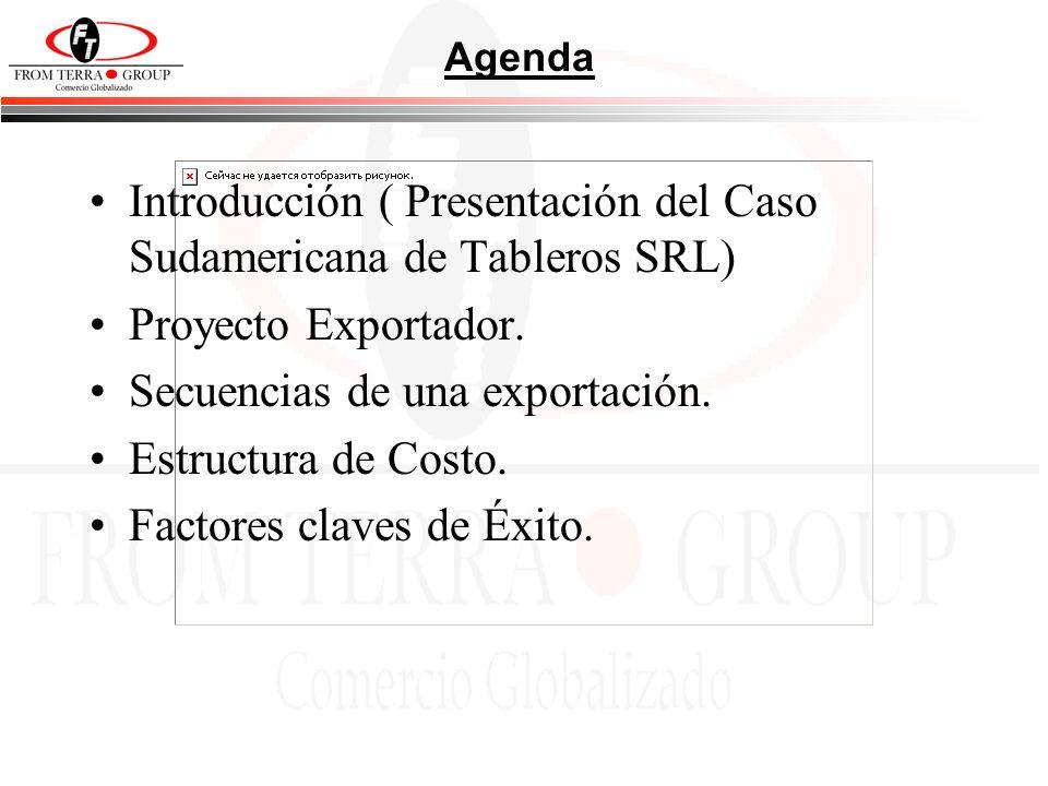 Introducción ( Presentación del Caso Sudamericana de Tableros SRL)