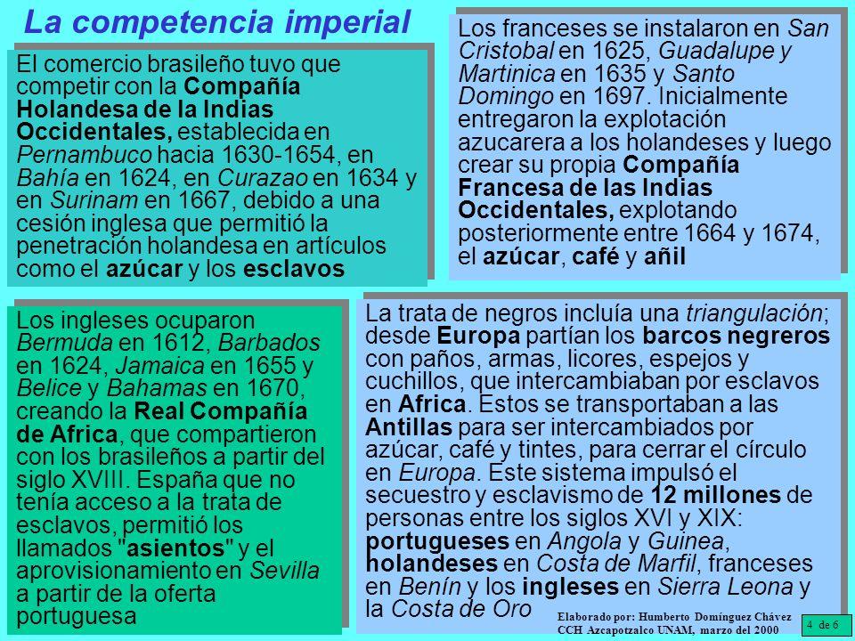 La competencia imperial