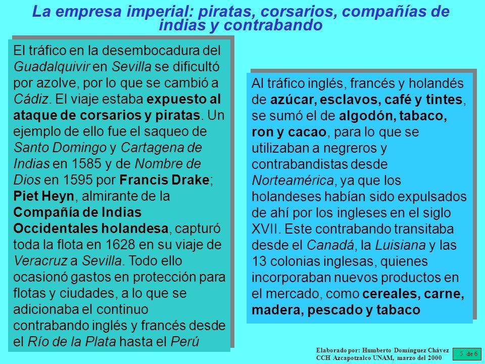La empresa imperial: piratas, corsarios, compañías de indias y contrabando